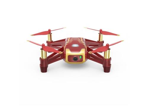 Dron Ryze Technology Iron Man Edition CP.TL.00000002.01 kolor czerwony