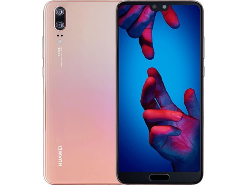 Smartfon Huawei P20 LTE GPS WiFi NFC 128GB Android 8.1 Rose Gold