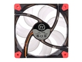 Wentylator do obudowy Thermaltake Luna 12 LED Red (120mm, 1200 RPM) Retail/Box - CL-F017-PL12RE-A