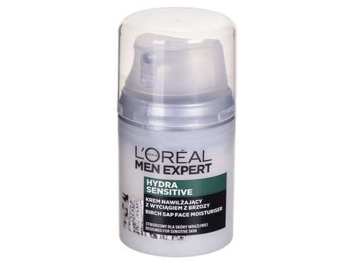 Krem Loreal Men Expert Hydra Sensitive