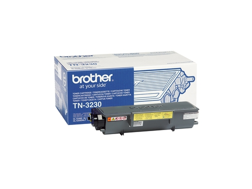 Toner Brother czarny TN3230 TN-3230