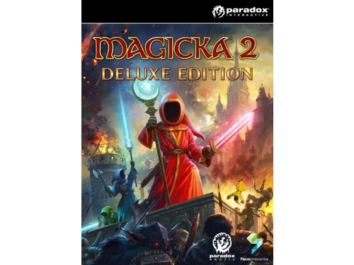 Magicka 2 - Deluxe Edition - wersja cyfrowa Deluxe Edition - K00499