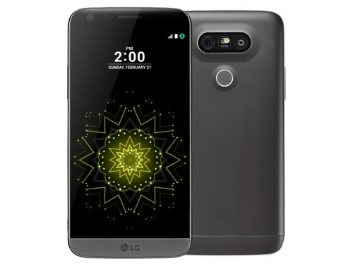 Smartfon LG G5 LGH850.APOLTN(pps) LTE WiFi 32GB Android 6.0 tytanowy