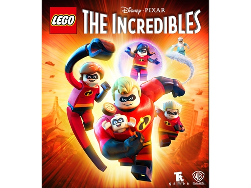 Gra wersja cyfrowa LEGO The Incredibles