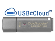 Pendrive Kingston DTLPG3 8GB - DTLPG3/8GB