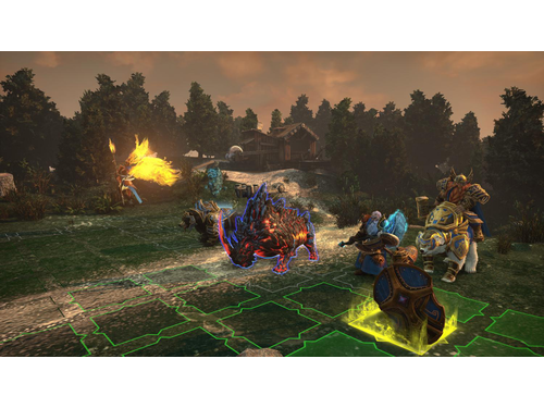 Gra wersja cyfrowa Might & Magic Heroes VII – Trial by Fire E40140