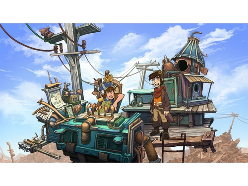 Gra PC Deponia The Complete Journey - wersja cyfrowa