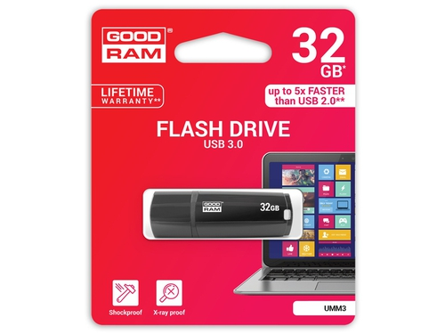 Pendrive GoodRam Mimic 32GB USB 3.0 UMM3-0320K0R11