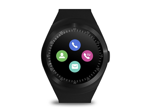 MEDIA-TECH ROUND WATCH GSM - SMARTWATCH MT855