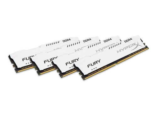 KINGSTON HyperX FURY DDR4 4x8GB 2933MHz HX429C17FW2K4/32