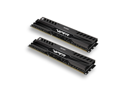 Patriot ViperX 3RD 2x8GB DDR3 1600MHz CL9 1.5V, XMP 1.3 Dual Channel - PV316G160C9K