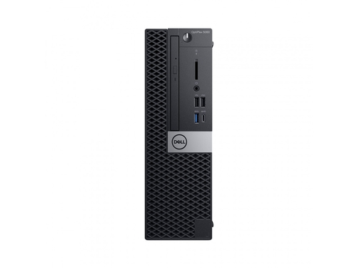 Komputer stacjonarny Dell OptiPlex 5060 SFF N004O5060SFF Core i3-8100 Intel UHD 630 4GB DDR4 DIMM HDD 500GB Win10Pro