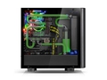 Obudowa Thermaltake View 21 Tempered Glass - Black - CA-1I3-00M1WN-00
