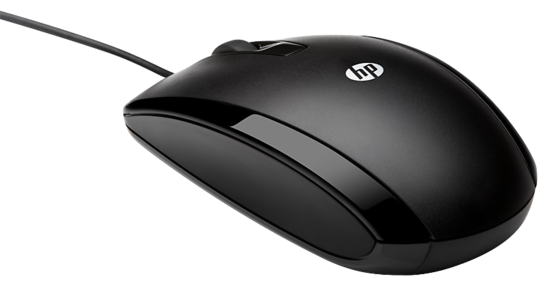 #HP Wired Mouse X500 E5E76AA