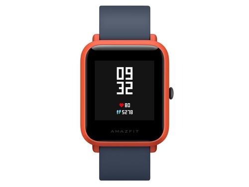 Xiaomi Huami AMAZFIT Bip Smart Watch Cinnabar red