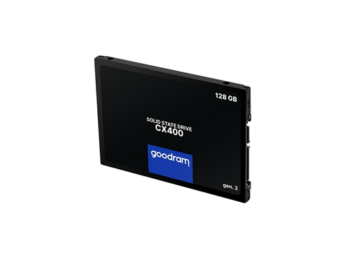 SSD GOODRAM CX400 128GB gen. 2 - SSDPR-CX400-128-G2