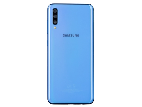 Smartfon Samsung Galaxy A70 128GB Blue Bluetooth WiFi NFC 128GB Android 9.0 kolor niebieski