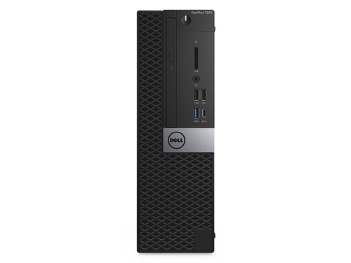 Komputer Dell Optiplex 7050 N041O7050SFF02 Core i5-7500 Intel HD 8GB DDR4 DIMM SSD 256GB Win10Pro