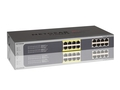 Netgear JGS516PE-100EUS 16PT GE POE SMART MANAGED P