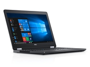 "Laptop Dell Inspiron 5770-3101 Core i7-8550U 17,3"" 16GB SSD 256GB HDD 2TB Intel® UHD Graphics 620 Radeon 530 Win10"