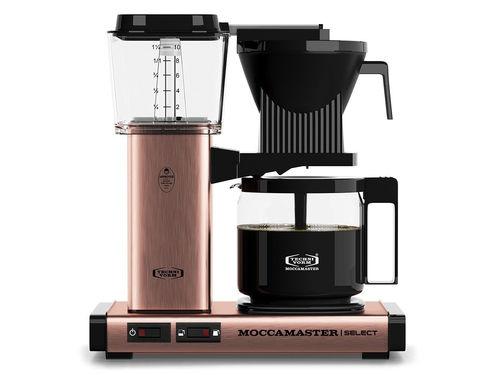 Moccamaster KBG 741 Select - Copper - 8712072539716