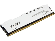 KINGSTON HyperX DDR4 16GB 2400MHz HX424C15F/16 Biały - HX424C15FW/16