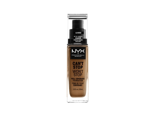 NYX Can't Stop Won't Stop Foundation -ALMOND