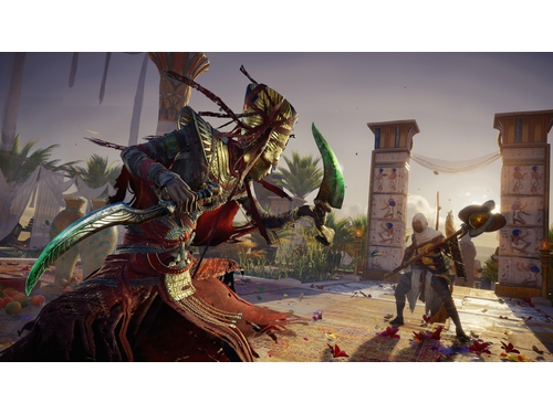 Gra wersja cyfrowa Assassin's Creed Origins - The Curse of the Pharaohs