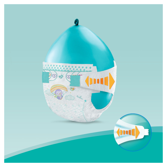 #Pampers pieluchy Extra Large 6 36 szt
