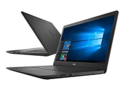 "Laptop Dell 5770-3064 Core i5-8250U 17,3"" 8GB SSD 128GB HDD 1TB Radeon 530 Intel UHD 620 Win10"
