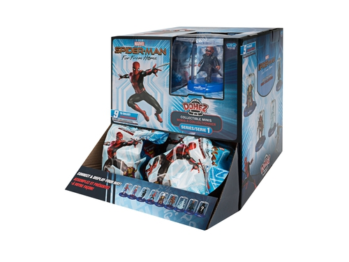 Figurka DOMEZ Spider-Man Far From Home Domez Marvel Spider-Man Far From Home