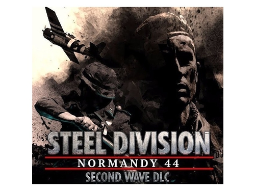 Steel Division: Normandy 44 - wersja cyfrowa Second Wave - K00527