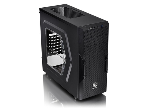 Obudowa Thermaltake Versa H22 USB3.0 Window - Black - CA-1B3-00M1WN-00