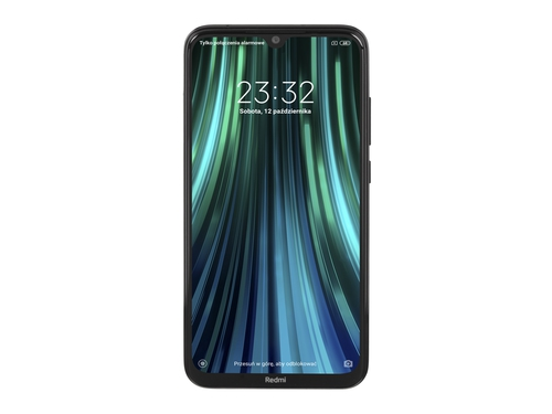 Smartfon XIAOMI Redmi Note 8 128GB Space Black Bluetooth WiFi GPS LTE DualSIM 128GB Android 9.0 Space Black
