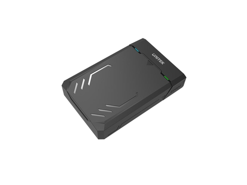 "UNITEK OBUDOWA USB 3.1 DO HDD 2,5/3,5"" SATA UASP - Y-3035"