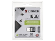 Pendrive Kingston Microduo USB 3.0 DTDUO3 16GB - DTDUO3/16GB