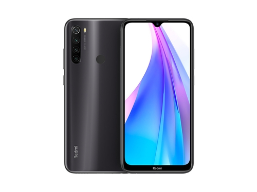 "Smartfon Xiaomi Redmi Note 8T 6,3"" 2340x1080 4/128GB 4000mAh Dual-SIM 4G Moonshadow Gray"