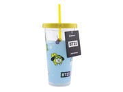 PP BT21 CUP AND STRAW - PP6793BT