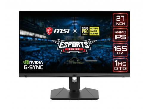 Monitor MSI OPTIX MAG274QRF 27 cali