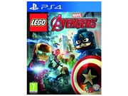 Gra Ps4 LEGO MARVEL AVENGERS PL