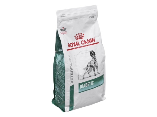 ROYAL CANIN Dog diabetic 1 5 kg