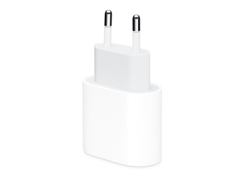 Apple 20W USB-C Power Adapter - MHJE3ZM/A