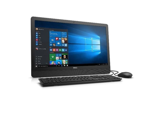 "Dell I3455-A61T6T A6-7310/23.8"" FHD TouchScreen/6GB/1TB/DVD/BT/Wireless Keyboard + Mouse/Win 10"