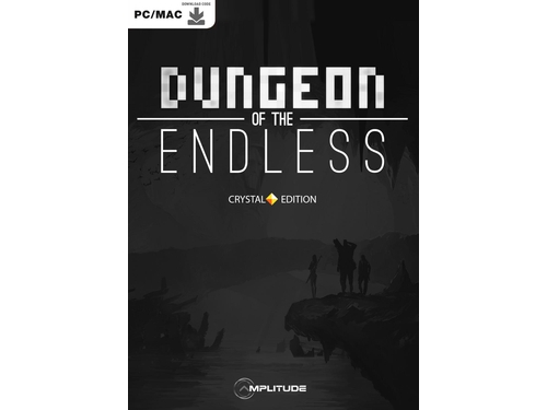 Gra wersja cyfrowa Dungeon of the Endless - Crystal Edition