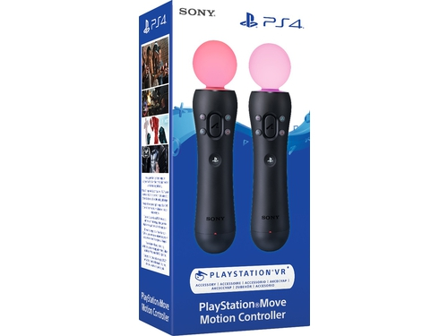Kontroler ruchowy Sony TWIN PACK