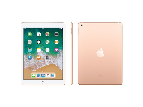 "Tablet Apple iPad 128GB Wi-Fi Gold 2018 MRJP2FD/A 9,7"" 128GB WiFi Bluetooth kolor złoty"