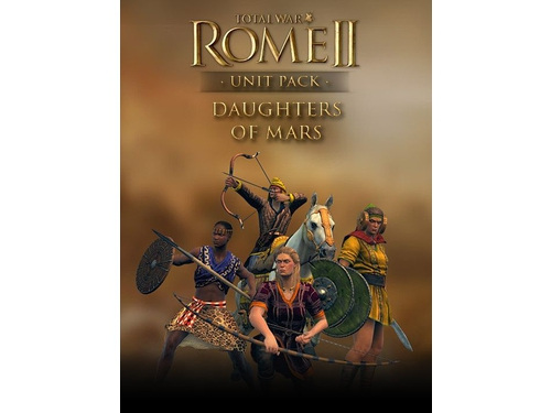 Gra wersja cyfrowa Total War : ROME II - Daughters of Mars E36084