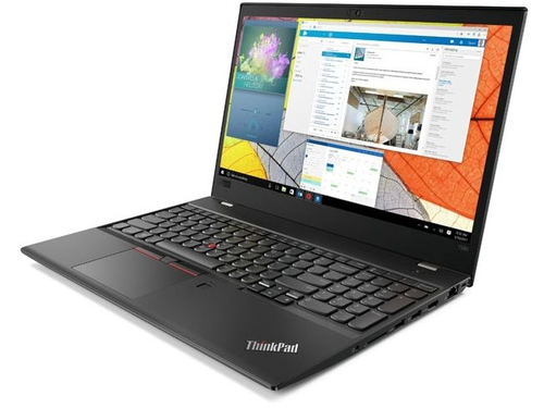 "Laptop Lenovo ThinkPad T580 20L90024PB Core i7-8550U 15,6"" 8GB SSD 256GB Intel® UHD Graphics 620 Win10Pro"