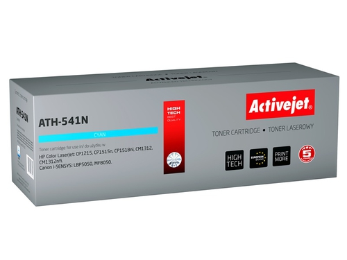ActiveJet AT-541N toner laserowy do drukarki HP (zamiennik CB541A) - ATH-541N