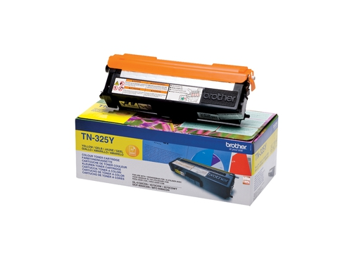 Toner Brother żółty TN325Y TN-325Y